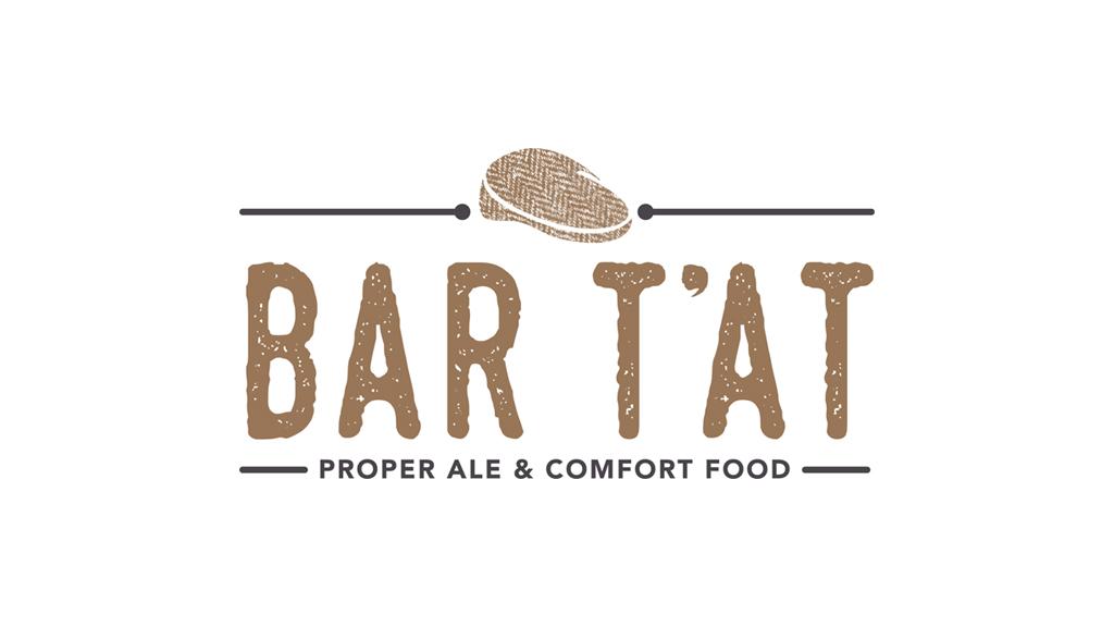Bar T'at logo design & branding