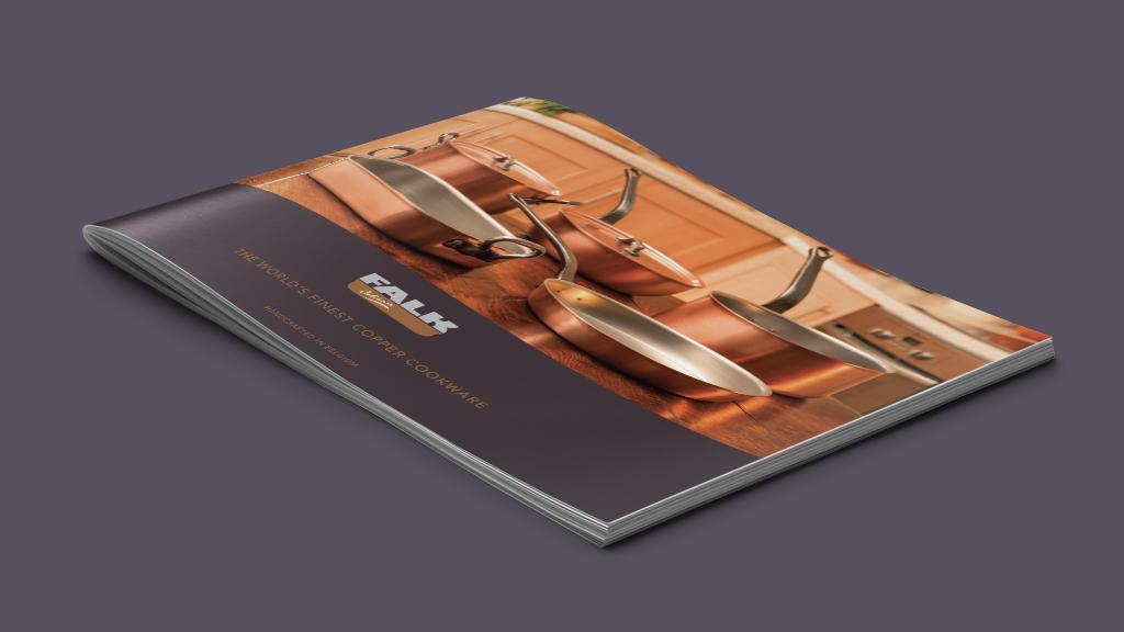 FALK Brochure design & print