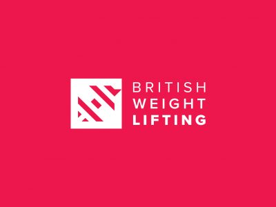 British Weight Lifting Posters