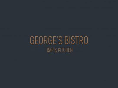 George's Bistro Menu